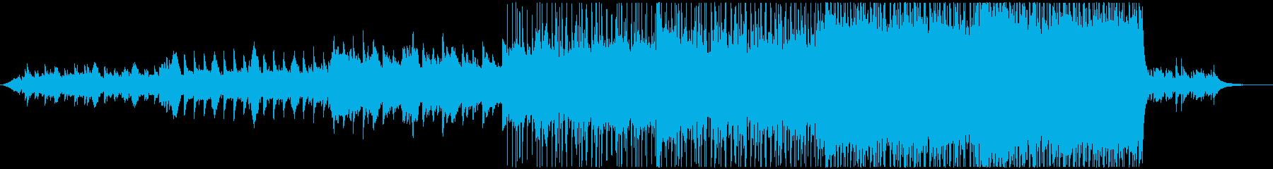 ティーン ポップ テクノ 代替案 ...の再生済みの波形