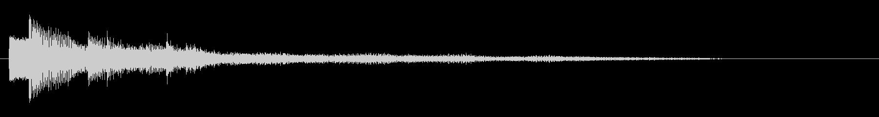 KANT近未来ジングル011041の未再生の波形
