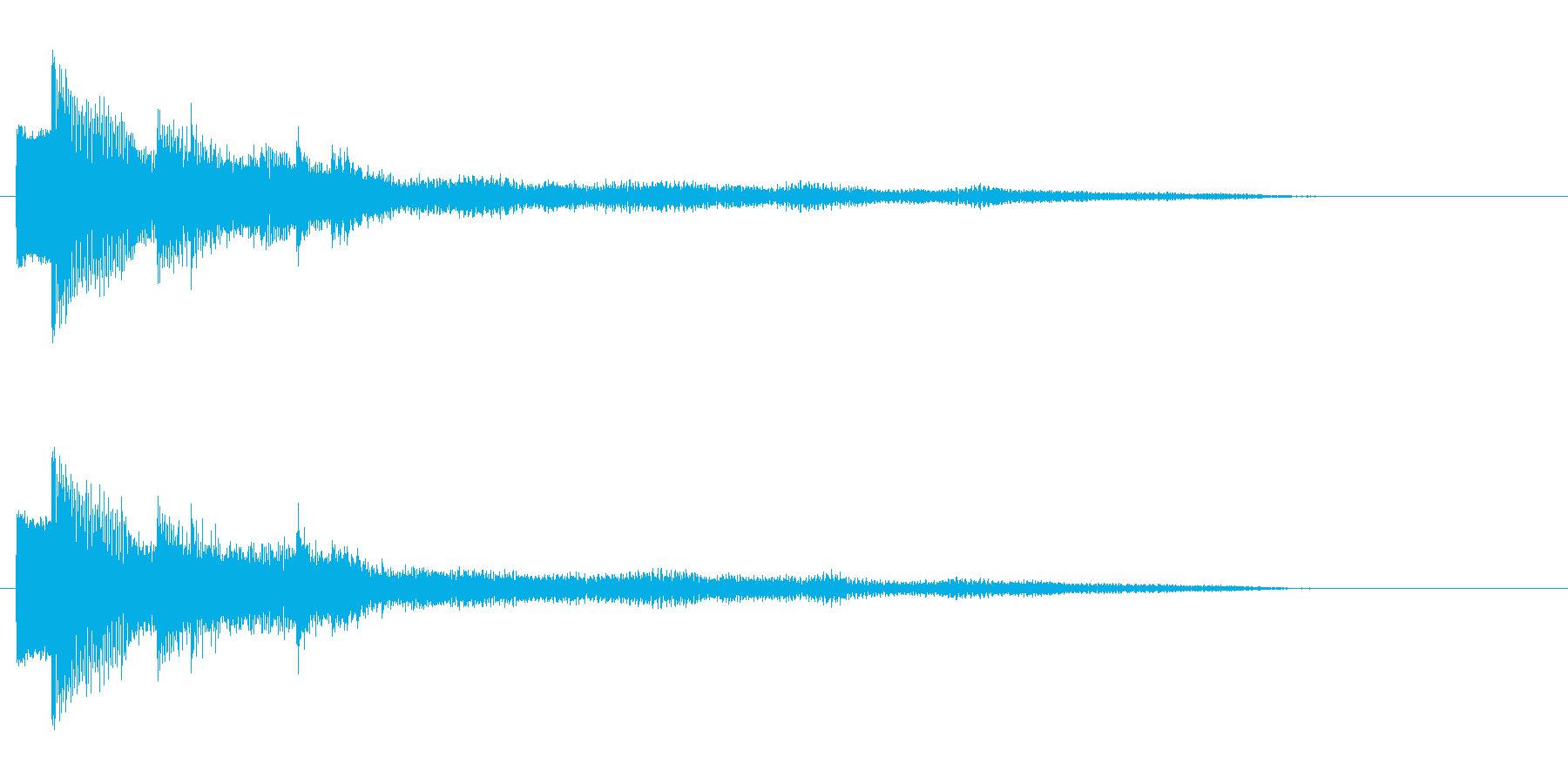 KANT近未来ジングル011041の再生済みの波形