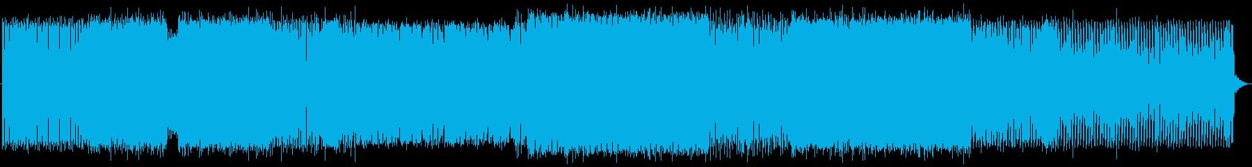 冷静になる。クレッシェンド…リズム...の再生済みの波形