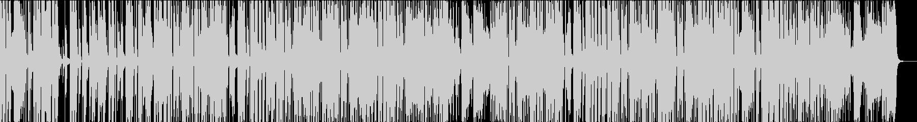 オープニング・ジャズ・ほのぼの・おしゃれの未再生の波形