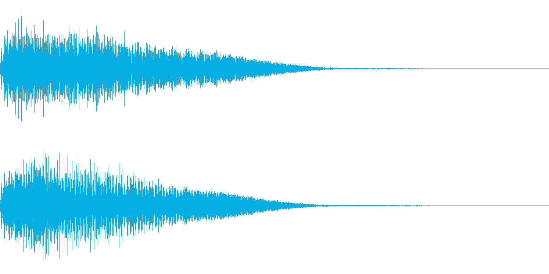 【ゴ〜ン!大晦日】除夜の鐘【日本伝統】3の再生済みの波形