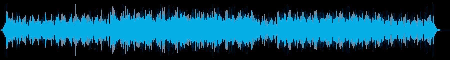 和楽器&シンセのモダン和風エレクトロの再生済みの波形