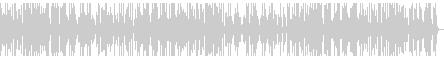 クール/都会的/R&B_No427の未再生の波形