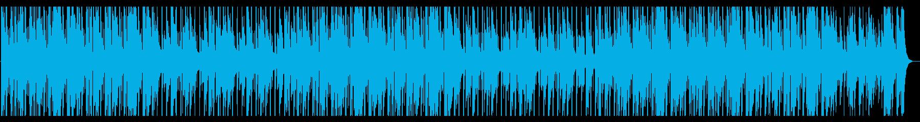 クール/都会的/R&B_No427の再生済みの波形