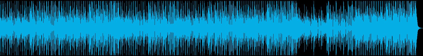 フュージョン ジャズ ファンク ポ...の再生済みの波形