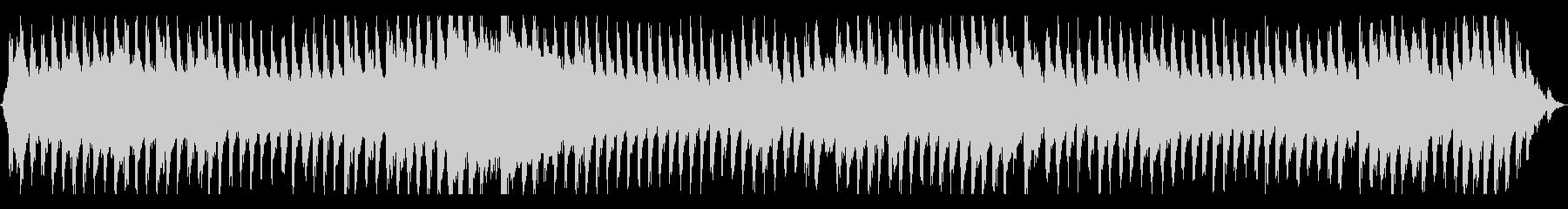 迫りくるガーンガーンという金属音2の未再生の波形