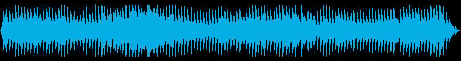 迫りくるガーンガーンという金属音2の再生済みの波形