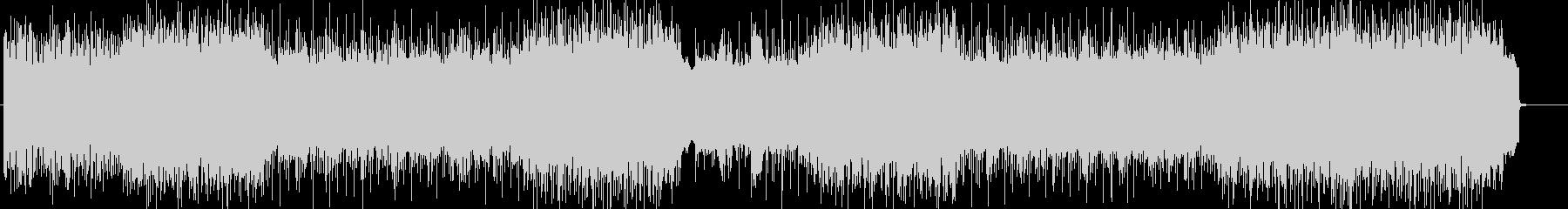 「HR/HM」「ROCK」BGM145の未再生の波形