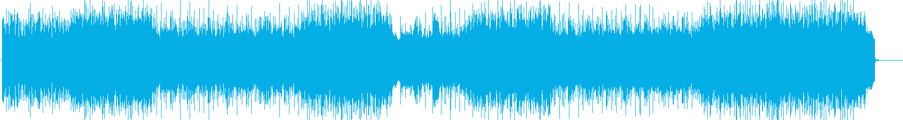 「HR/HM」「ROCK」BGM145の再生済みの波形