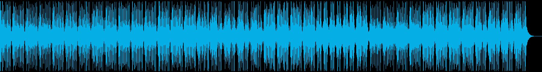 重厚・壮大・扇動的なミリタリードラムの再生済みの波形