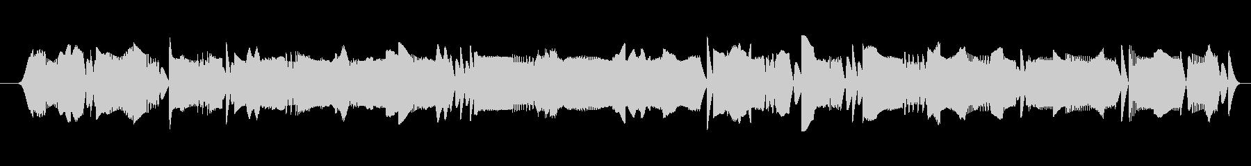 FX スペースコントロール01の未再生の波形