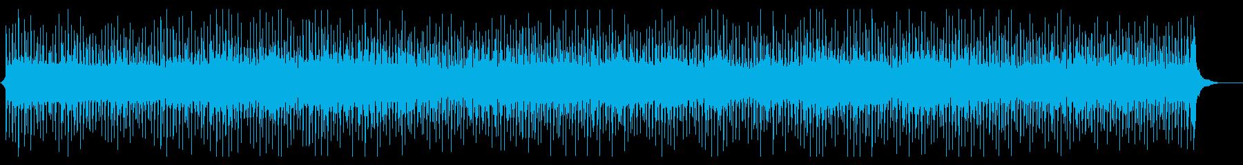 【ニュース】ニュース番組向け分析・解説Hの再生済みの波形