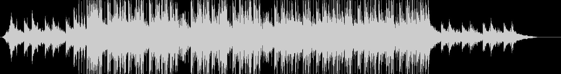 future bass、EDM1-Bの未再生の波形