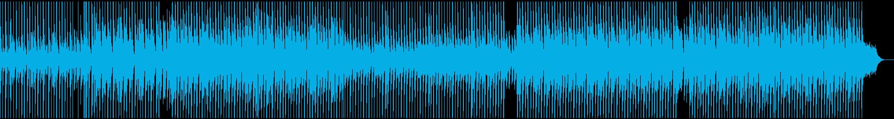 ポップ ロック ファンク アクティ...の再生済みの波形