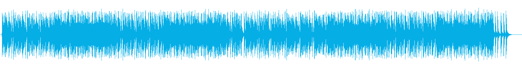 Unique jazzy pops's reproduced waveform