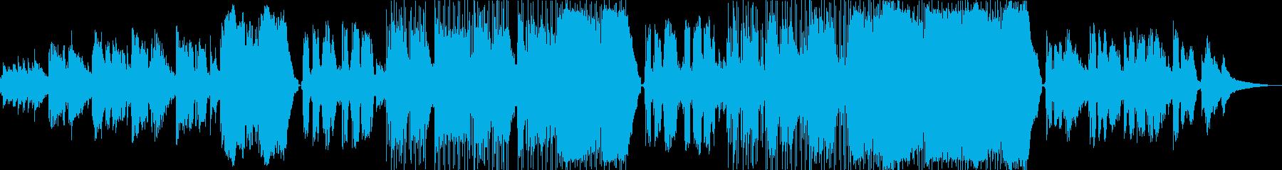 二子玉川の再生済みの波形