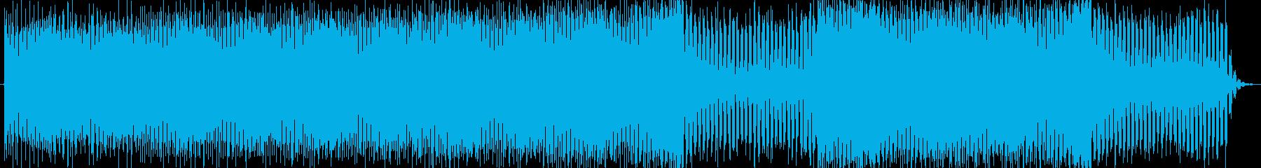 Ambient Houseの再生済みの波形