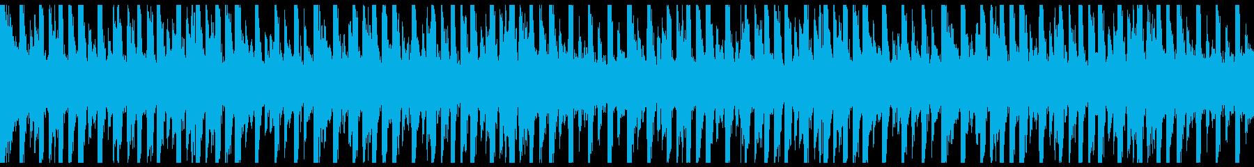 ユースポップ/エレクトロポップチャ...の再生済みの波形