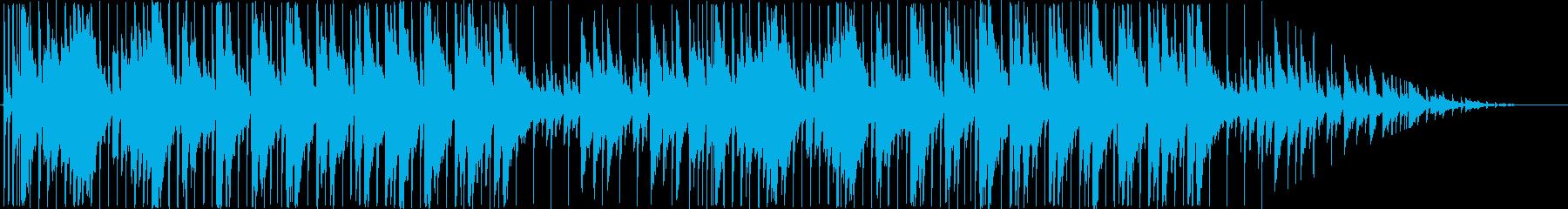 クールなライトジャズの雰囲気は、ラ...の再生済みの波形