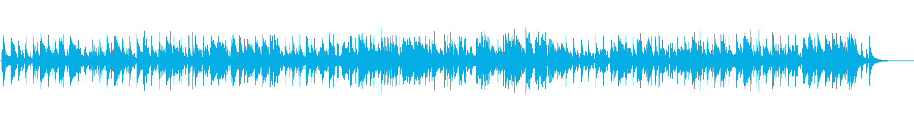 Jazz style Jim Nopedi's reproduced waveform