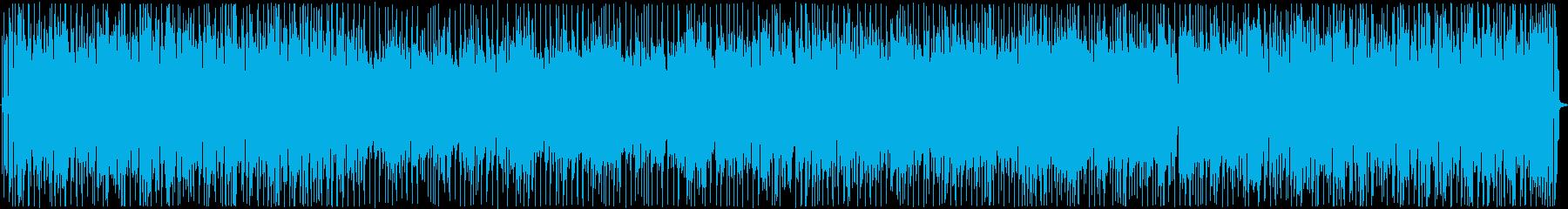 ジャズ アクション 技術的な 楽し...の再生済みの波形