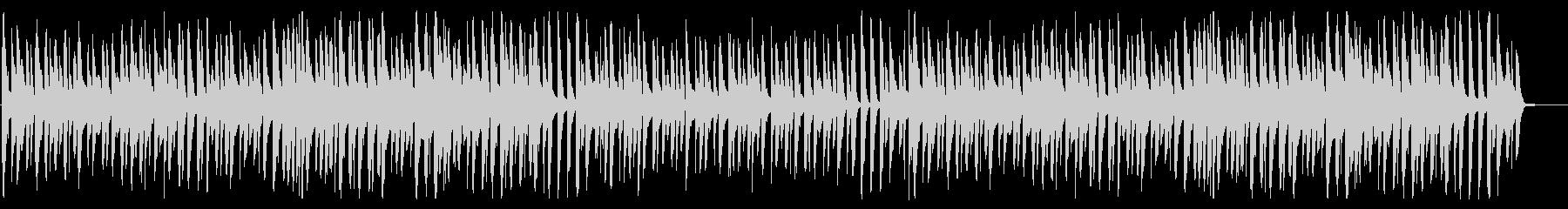 ほのぼのポップ ハーモニカ カジュアル の未再生の波形