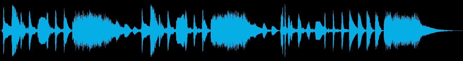 室内楽 クラシック交響曲 劇的な ...の再生済みの波形