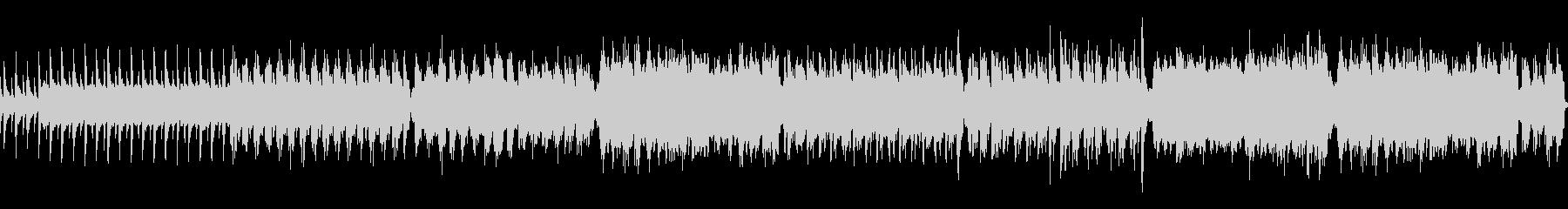 ケルト・ファンタジー系のBGMですの未再生の波形