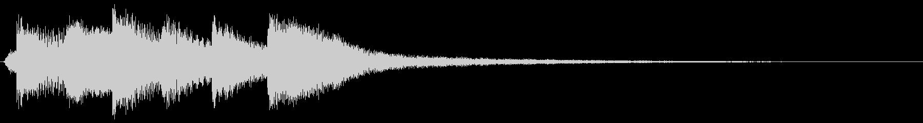 夜明けの音/場面転換/ピアノ【07】の未再生の波形