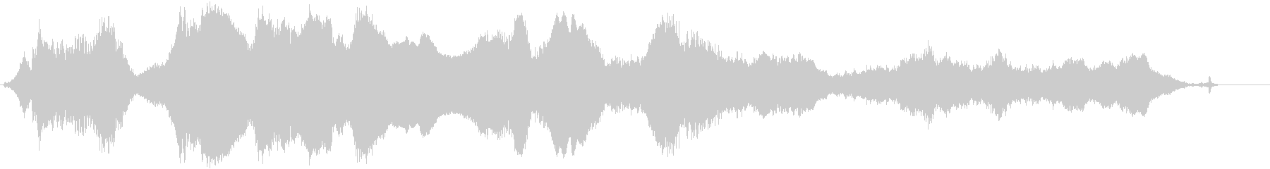 ドライアイス;不気味なスローメタル...の未再生の波形