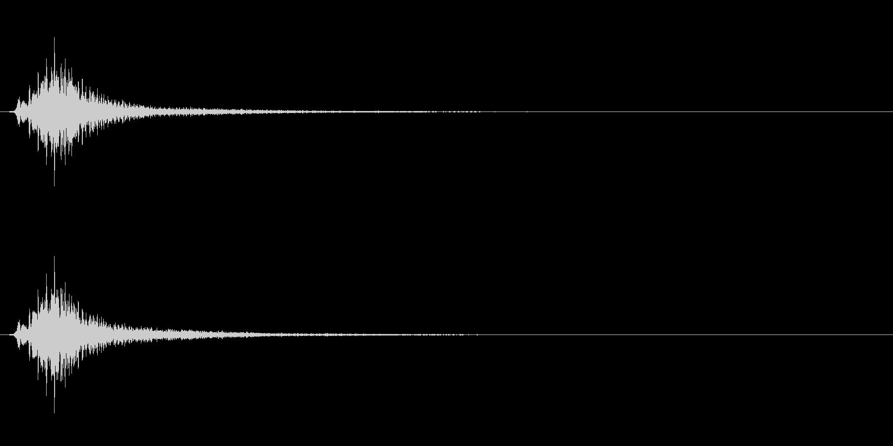 キラキラ系_012の未再生の波形