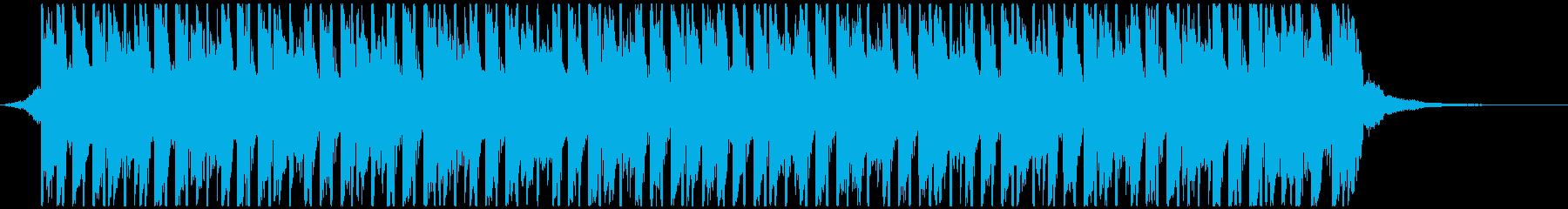 祭り(Short1)の再生済みの波形