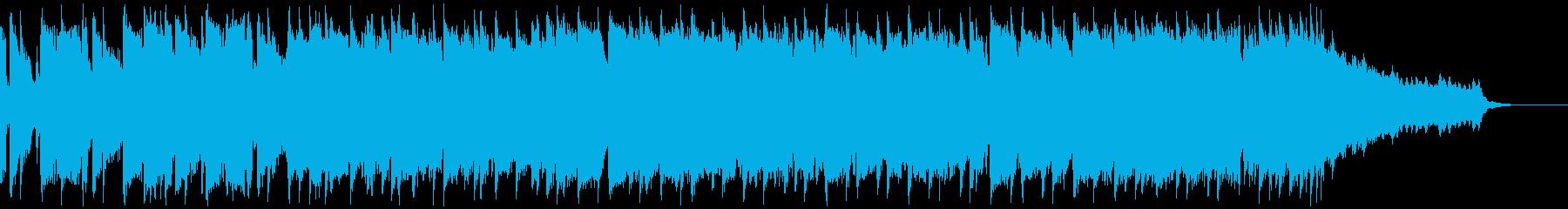 夏のリゾートにピッタリのサザンロックの再生済みの波形