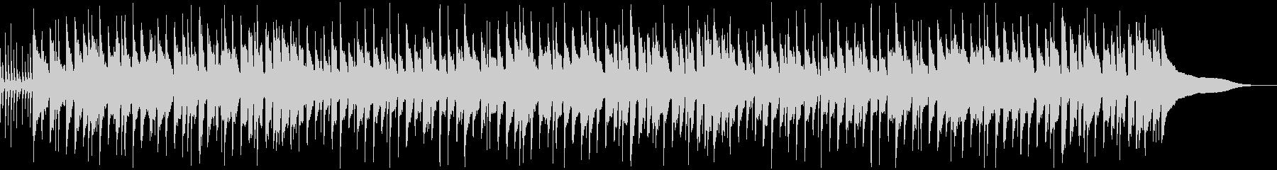 カントリー風ほのぼのBGMの未再生の波形
