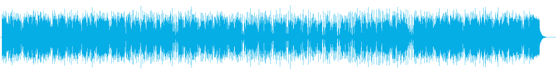 クールでソウルフルなグルーヴのポップスの再生済みの波形