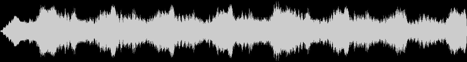 得体のしれない怪しいホラーBGM(最短)の未再生の波形