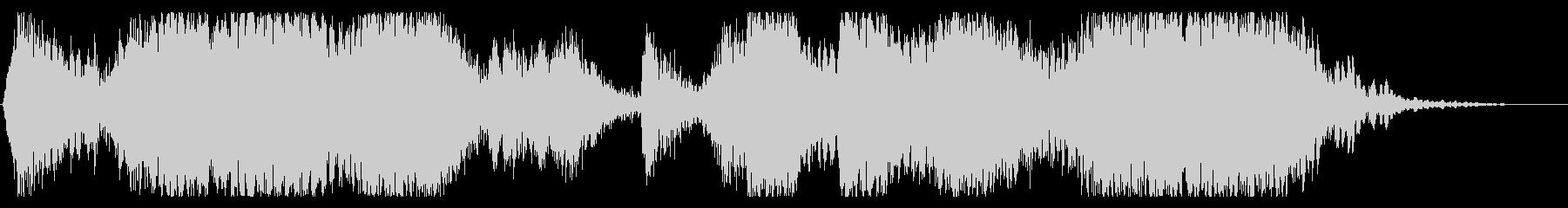 スクラッチ/DJの効果音!10の未再生の波形