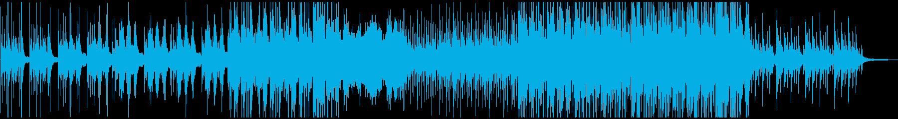 ピアノインスト/悲しい/不思議/和/異国の再生済みの波形