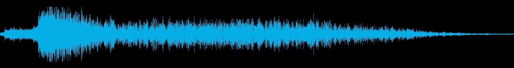 スティンガー-クローズホーンショッ...の再生済みの波形