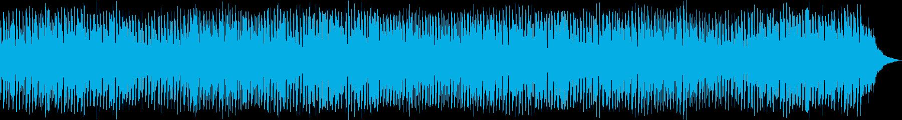 おかしく軽快に奏でるトレイン・カントリーの再生済みの波形
