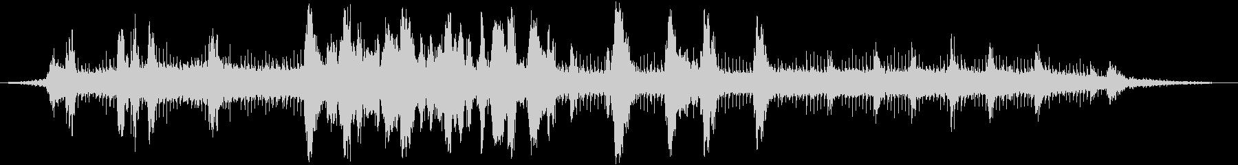 ポート0-30のカモメの未再生の波形