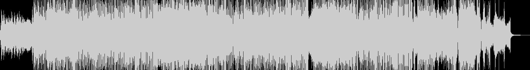 軽快・カントリーテクノポップ L+の未再生の波形