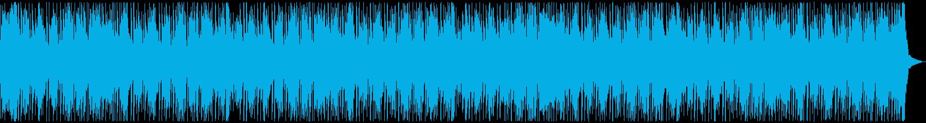 登場時の熱い雰囲気のファンキーなロック!の再生済みの波形