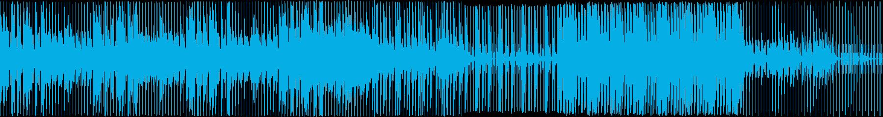 nothingの再生済みの波形