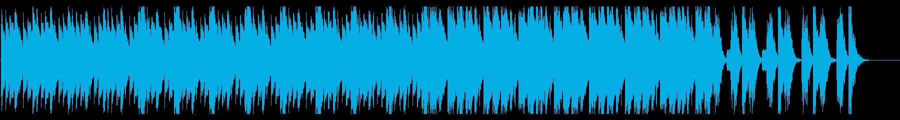 奇妙なピアノ【不思議】の再生済みの波形