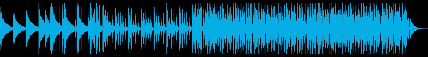 海を感じるトロピカルハウス_3の再生済みの波形