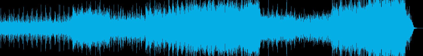 背景的音楽ーDollsの再生済みの波形