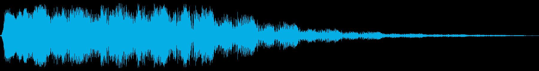 AMGアナログFX 49の再生済みの波形