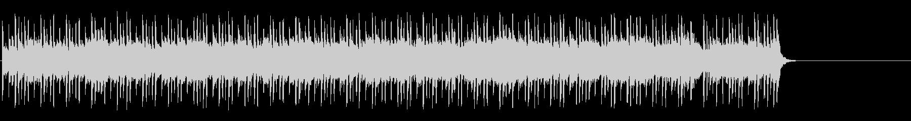 大らかな気分になるポップ(イントロ~…)の未再生の波形